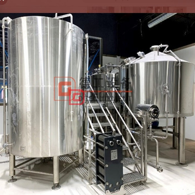 10HL Craft Turnkey Industrial Beer Brewery Equipment for sale