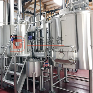Start New Brewery Or Expand Production 500L Beer Brewery Equipment Sus304/316 Craft Brewhouse Commercial Fermentation Tank for Sale