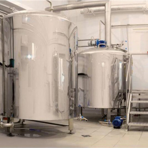15BBL steam heating 2-vessel brewhouse brewery equipment for sale up-to-date options