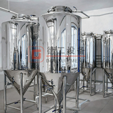 2000L commercial brew system beer fermentation tank beer making machine for beer production for sale